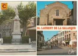 66 - SAINT LAURENT DE LA SALANQUE - Frankrijk
