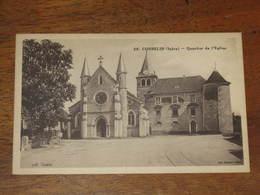 CORBELIN - Quartier De L'église - Corbelin