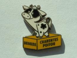 PIN'S BEURRE CHARENTES POITOU - VACHE - Alimentation