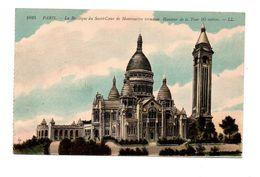 75 - PARIS . La Basilique Du Sacré-Coeur De Montmartre . Cachet Hôpital Auxiliaire 213, Rue Michelet - Réf. N°8015 - - Sacré Coeur