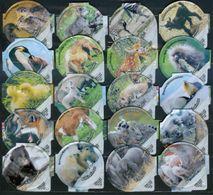 20 KRD Schweiz - Tierbabies - 3218 D - Riegel - Milk Tops (Milk Lids)