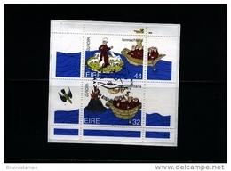 IRELAND/EIRE - 1994  EUROPA   MS FINE USED - Blocchi & Foglietti