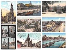 Lot : 27 Cards Of Dresden - Alle Karten Sind Eingescannt - Dresden