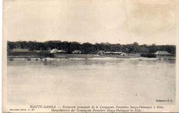 Haute-Sanga - Factorerie De La Cie Forestière Sanga-Oubangui A NOLA   (103198)) - Ciad