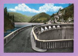 Sauris (Carnia) - Lago Della Maina - Diga - Udine