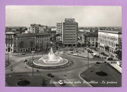 Brescia - Piazzale Repubblica - La Fontana - Brescia