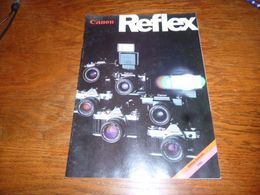 CB5 Folder Commercial Canon Reflex 32p Photographie - Photography