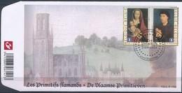 Belgie Belgique  2010 OCBn° FDC 4086-4086 (o) Oblitéré  Cote 15,00 Euro  Vlaamse Primitieven Primitifs Flamands - 2001-10