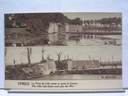 LOT N° 951 - YPRES (BELGIQUE) - 11 CARTES - Ieper