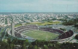 URUGUAY, MONTEVIDEO. ESTADIO CENTENARIO. ED IMPRESORA URUGUAYA SA.-TBE-BLEUP - Stades