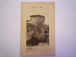 """LECTOURE  (Gers)  :  Vieille TOUR Dite  """" Du BOURREAU """"   1911   XXX - Lectoure"""