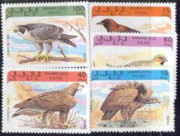 0375 Birds Fauna 1993 Shr 5v Set MNH ** - Birds