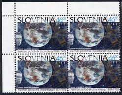 SLOVENIA 1992 Potocnik Centenary Block Of 4 MNH / **.  Michel 34 - Slovenia