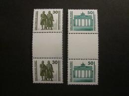 DDR SZ 24 / SZ 25 Postfrisch , Aus MHB 20/21 - Zusammendrucke
