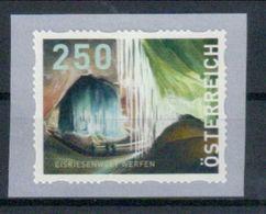 Österreich 'Dispenser-Rollenmarke Eisriesenwelt Werfen' / Austria 'Dispenser Coil Stamp Werfen Ice Cave' **/MNH 2018 - Géologie