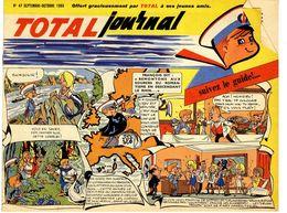 TOTAL JOURNAL 1965 N°47  TGV  SAINT MALO - Bücher, Zeitschriften, Comics