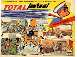 TOTAL JOURNAL 1965 N°47  TGV  SAINT MALO - Livres, BD, Revues
