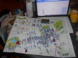 403B, Carte,Plan De SAPPORO , Escort Sapporo, JAPAN - Cartes Géographiques