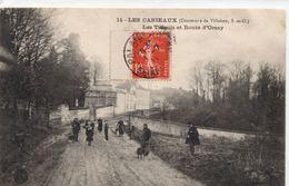 91- LES CASSEAUX Commune De VILLEBON, Les Tilleuls Et Route D' Orsay - Frankrijk