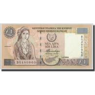 Billet, Chypre, 1 Pound, 2004, 2004-04-01, KM:60d, SPL - Chypre