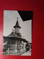 Biserica Manastirii Sucevita - Real Photo - Romania