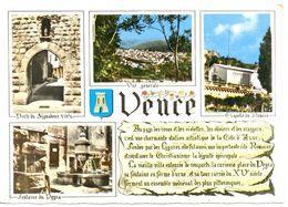 France - Alpes Maritimes - Vence - Multivues - Dentelée, écrite, Timbrée - 5367 - Vence