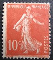 Lot FD/1121 - 1906 - TYPE SEMEUSE N°135f (impression Recto-verso) NSG - Cote : 50,00 € - France