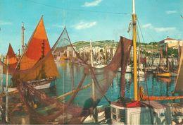 CPA-1960-ITALIE-MARCHE-GABICCE-BASSIN Des BATEAUX De PECHE-TBE - Italia