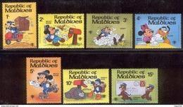 Maldives ** Disney. 1979 - Disney