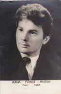 KANA FRANZ DANTON. SIGNEE AUTOGRAPHIED CIRCA 1960's. -TBE-BLEUP - Autografi