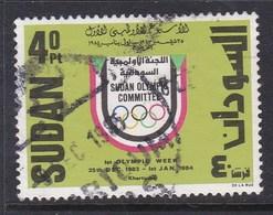 SUDAN, USED STAMP, OBLITERÉ, SELLO USADO - Sudan (1954-...)