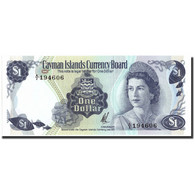 Billet, Îles Caïmans, 1 Dollar, 1971, Undated (1972), KM:1b, NEUF - Iles Cayman