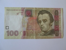 Ukraine 100 Hryven 2014 Banknote - Ukraine