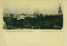 PARIS - EXPOSITION UNIVERSELLE 1900 - VUE GENERALE - EDIT P.D.S.D. ERIKA (2446) - Altri