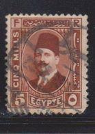 EGYPT Scott # 135 Used - Egypt