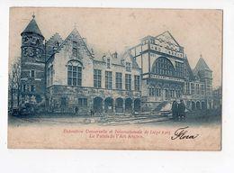 163 - LIEGE Exposition 1905 -  Le Palais De L'art Ancien - Liege