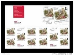 Falkland Islands 2017 Mih. 1344 Definitive Issue. Fauna. Small Birds (booklet) MNH ** - Falklandeilanden