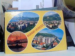 4 CARD  BORGIO VEREZZI  VBN1966/77 GP22846 - Savona