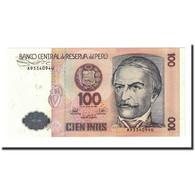 Billet, Pérou, 100 Intis, 1987-06-26, KM:133, SPL - Perú