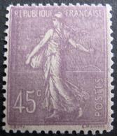 Lot FD/1204 - 1924 - TYPE SEMEUSE - N°197 NEUF* - France