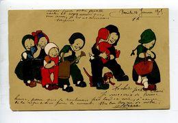MM Vienne   Teckel Petits Hollandais - Illustrateurs & Photographes
