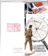 """Brochure """"La Sarthe Touristique Et Pittoresque"""" éditée En 1943 Pour La Libération De La Ville Du Mans (72) - Publicités"""