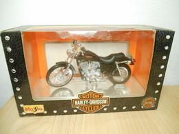 Harley Davidson Maisto 1:18 2001 Xl 1200 Sportster - Motorcycles