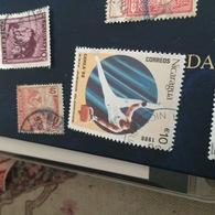 NICARAGUA COREA 88 GINNASTICA - Stamps
