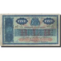 Billet, Scotland, 5 Pounds, 1946, 1946-11-13, KM:161b, TB+ - 5 Pounds