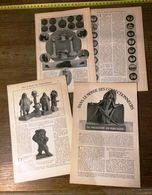 ENV 1905 LE MONDE DES COLLECTIONNEURS MANIAQUES PASSIONNES BOUTONS CHAUSSURES - Colecciones