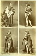 Mode Masculine Européenne Du XVIe Siécle Costumes Ancienne Photo Calavas 1890 - Old (before 1900)