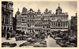 BRUXELLES - Grand'Place - Marché Aux Fleurs - Marktpleinen, Pleinen