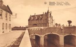DIKSMUIDE - Noordbrug : Postkantoor - Diksmuide