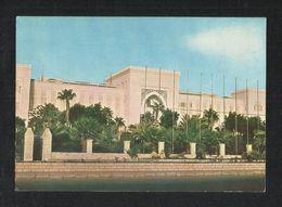 Saudi Arabia Picture Postcard Jeddah Ministry Of Foreign Affairs View Card - Saudi Arabia